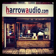 Harrow Audio... just a few minutes walk from Harrow on the Hill Station.
